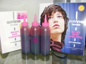 Vitamine di doppelgerts per risposte di capelli sane