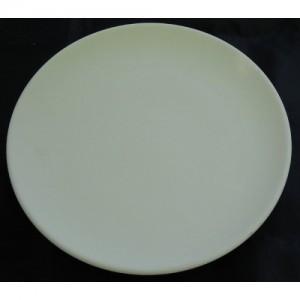 Piatto liscio in terracotta bianco da decorare diam cm 15 for Comodini grezzi da decorare