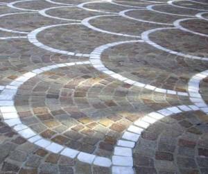 Pietre e sassi pavimenti in pietra rivestimenti e mosaici - Costo posa piastrelle al metro ...