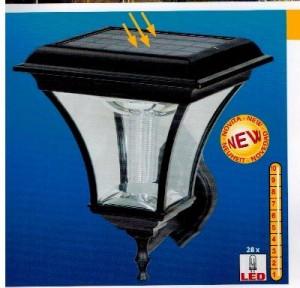 Lampade solari per giardino potenti ispirazione design casa - Lampade giardino solari ...