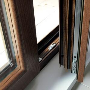 Serramenti in alluminio legno seregno - Ferramenta per finestre ...
