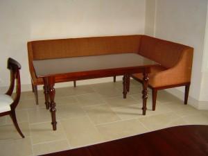 Panca ad angolo con tavolo livorno - Tavolo con panca ad angolo moderno ...