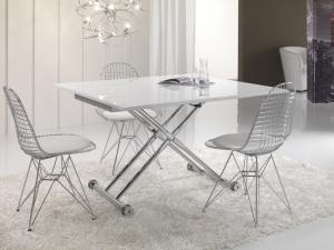 Tavolino trasformabile tomasucci flexy 1031 pesaro for Poltrone relax pesaro