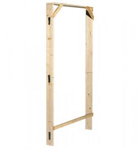 Controtelaio legno giurdignano - Controtelaio porta battente ...