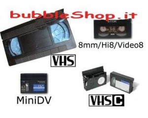 cassette in dvd, cd, mp3, avi, mpg, mkv, mp4, : (milano)