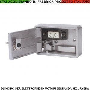 Blindino alluninio slocco elettrofreno serrande pressofuso 2 chiavi di sicurezza roma - Serranda elettrica casa ...