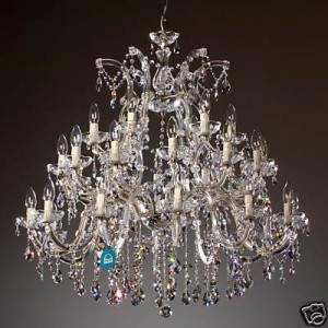 lampadari bergamo : LAMPADARI SWAROVSKI : (Gorlago)
