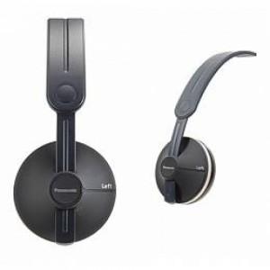 Panasonic rphx35 black cuffie audio portatili patern for Panasonic cuffie