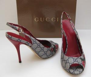 finest selection 56985 a6811 STOCK E INGROSSO SCARPE FIRMATE GUCCI , PRADA E ...