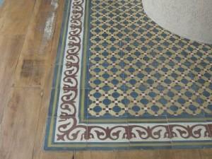 Cappellini antichi pavimenti dal milano piazzale libia