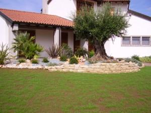 New garden remanzacco for Giardini rocciosi progettazione