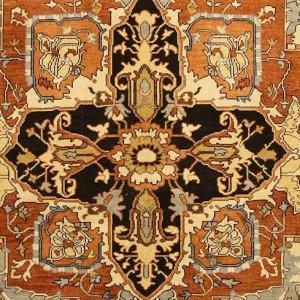 TAPPETO INDO HERIZ, 400 x 300 : (Padova)
