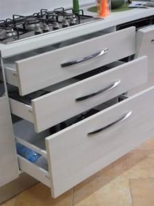Cucina 330 cm eureka lineare aran napoli for Cucina moderna 330