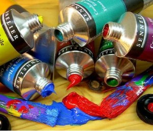 Colori ad olio extra fini 145 colori villasanta for Colori ad olio professionali