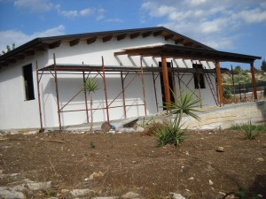 Casa prefabbricata in legno 100 mq priolo gargallo for Case in legno 100 mq