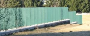Recinzioni cecconi roana for Oscuranti per recinzioni