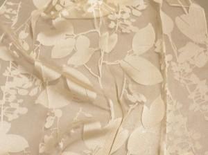 Tenda 173 organza fiori devor cesano boscone for Tende in organza
