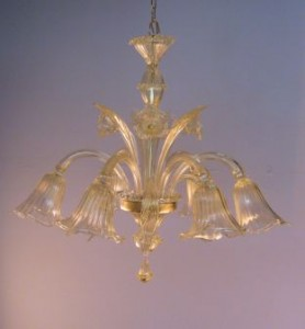 riparazione lampadari : LAMPADARI MURANO CLASSICI : (Montecchio Emilia)