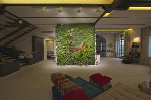 Giardini verticali interni sarego - Pannelli per giardini verticali ...