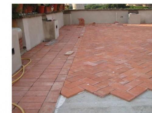 Messa in opera pavimento cotto roma - Pavimento terrazzo esterno ...