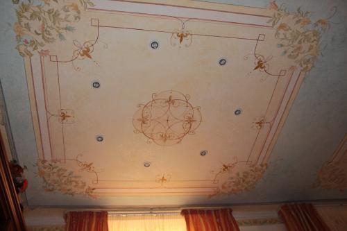Colori nel tempo decorazioni pittoriche di rosanna de luca - Decorazioni pittoriche ...