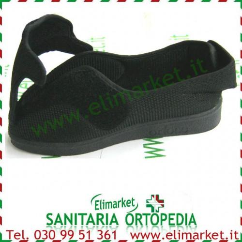selezione premium prodotto caldo molti alla moda Scarpe-pantofole ortopediche unisex regolabili piedi gonfi delicati fasciati