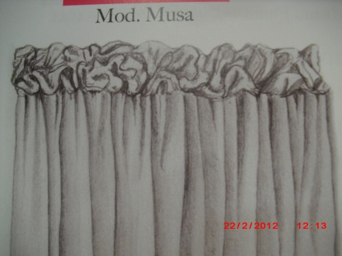 Realizzazione di tende su misura porto recanati - Modelli di tende per bagno ...