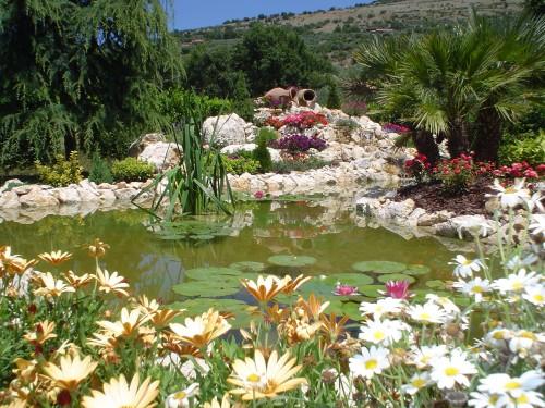 Centorose di scaccia roberto poesia del paesaggio for Giardini rocciosi progettazione