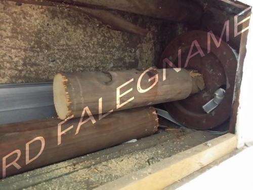 riparazione tapparella avvolgibile, cambio rullo in legno, tiranti, zanche e cuscinetti