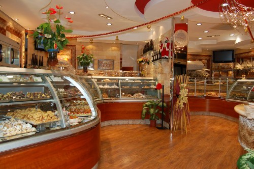 Arredamenti per bar gelaterie pasticcerie termini for Arredamenti per gelaterie