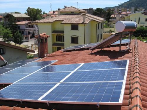 Natural power soc coop dolianova for Agevolazioni utenze domestiche