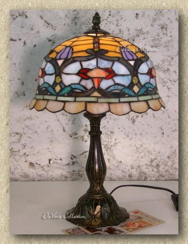 LAMPADA TIFFANY LIBERTY lamps lampade Galle -70% produttori : (Baveno ...
