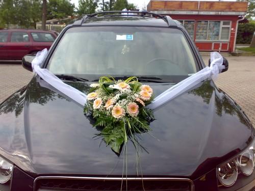 addobbo auto matrimonio
