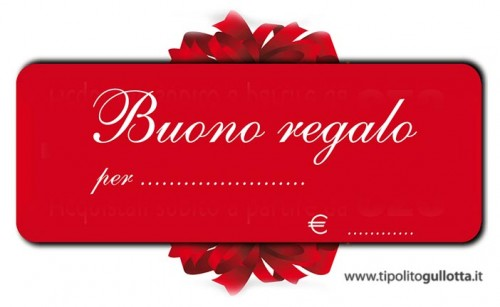 Buoni regalo catania for Regalo mobili gratis