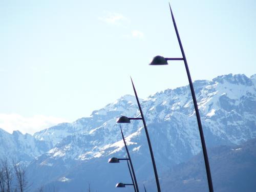 Illuminazione pubblica e residenziale arredo urbano for Illuminazione d arredo