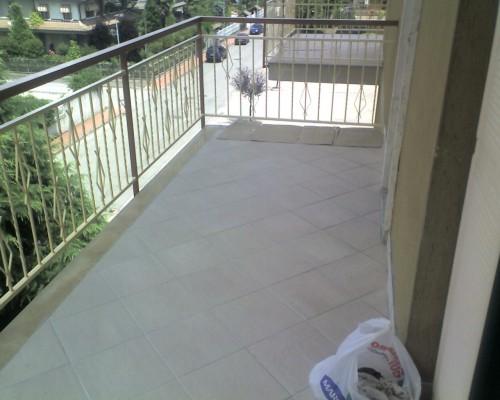 Ristrutturazione balconi rondissone - Piastrelle balcone ...