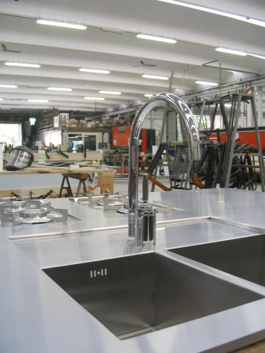 Mobili arredo acciaio inox morbegno for Scatolati in acciaio inox
