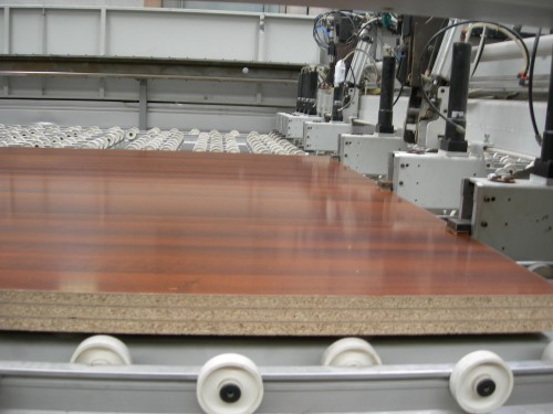 Iachetta fabio wood design montesarchio for Responsabile produzione arredamento