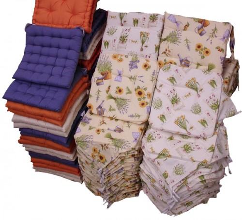 Cuscini per sedie da cucina bollengo - Cuscini per sedie da cucina ...