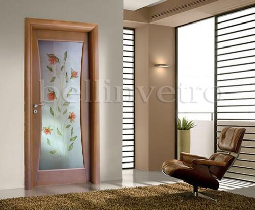Vetri incisi scavati palermo corleone - Porte in legno con vetro decorato ...