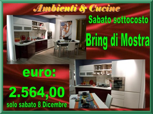 bring di stosa cucine offerta outlet di mostra euro:2.564, 00 ... - Cucine Stosa Outlet
