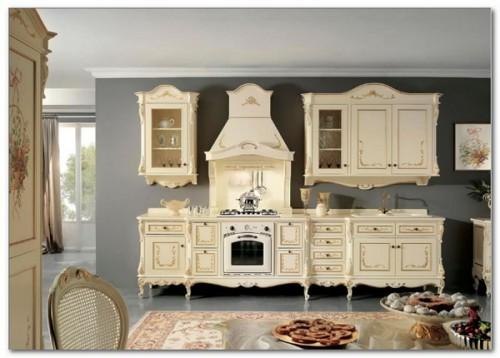 Cucina ottocento laccata e decorata campobello di licata for Catalogo mobilia