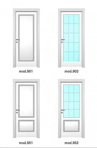 Porte pantografate serie lp cornaredo - Dimensione porta cornaredo ...
