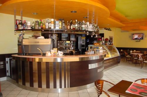 Arredamenti per bar gelaterie pasticcerie termini for Arredamento bar palermo