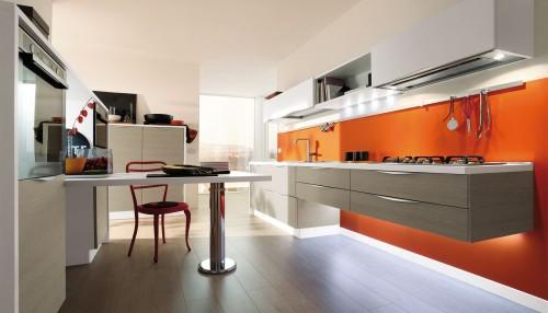 Cucina moderna onda ponte di piave for Cucine componibili colorate