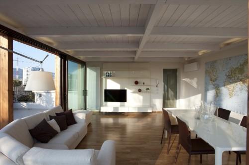Beautiful Copertura Terrazza Pictures - Idee Arredamento Casa ...