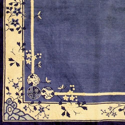 TAPPETO CINESE PECHINO ANTICO , 356 x 279 : (Padova)