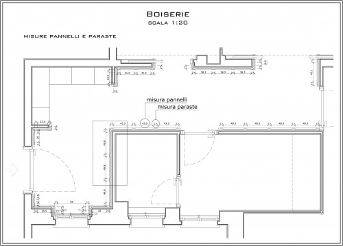 Particolari arredamento interni roma for Arredamento interni roma