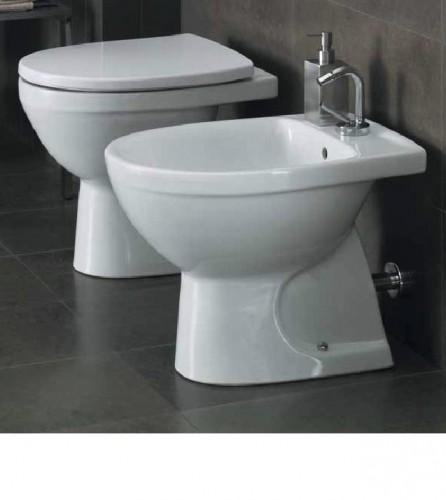 Selnova 3 serie completa ad appoggio vasto - Vasche da bagno pozzi ginori ...