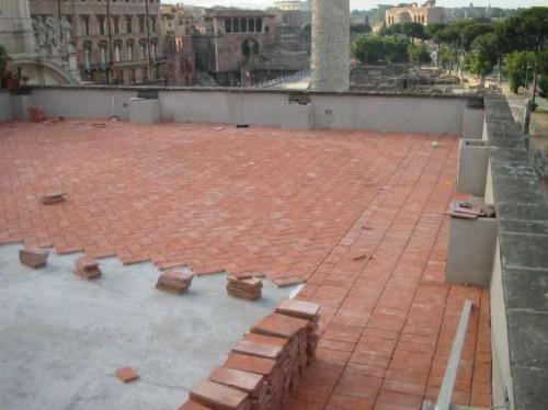 Messa in opera pavimento cotto roma - Pavimento per terrazzo esterno ...